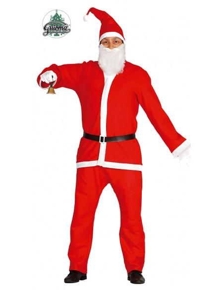 Costume Babbo Natale tg. L Eco