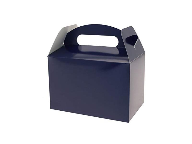 BOX PARTY FOOD PZ. 10 BLU