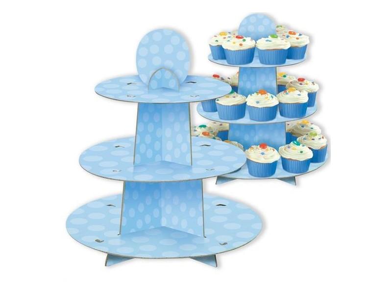 ALZATINA CUP CAKE BLUE