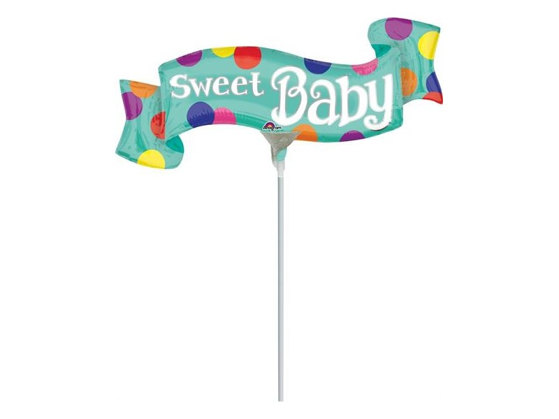 MINISHAPE: SWEET BABY BANNER
