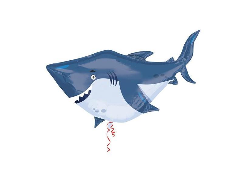 S/SHAPE OCEAN BUDDIES SHARK