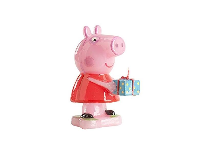 CANDELA SAGOMATA PEPPA PIG