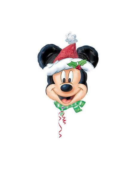 S/SHAPE MICKEY CHRISTMAS