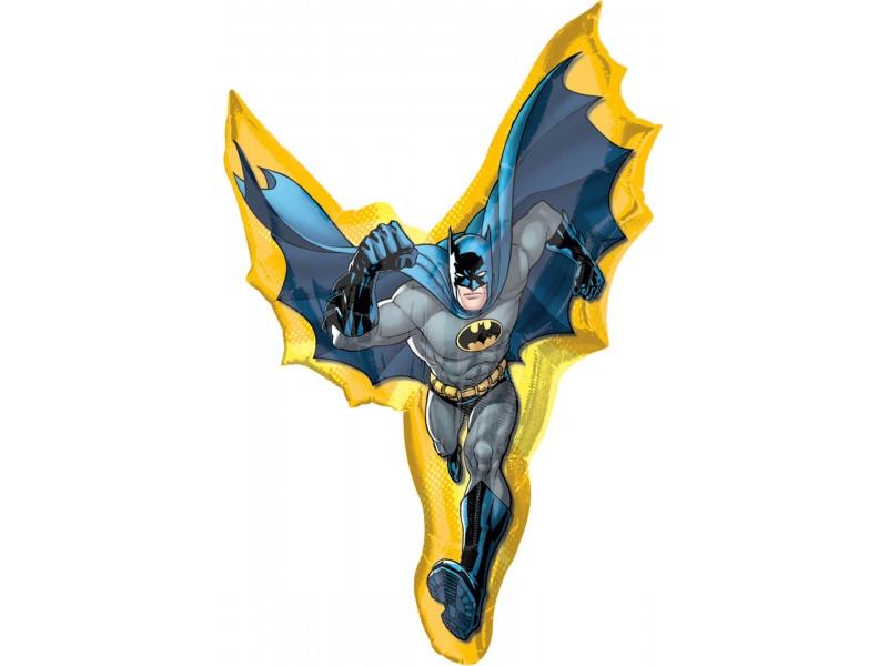 PALLONE S/SHAPE BATMAN ACTION