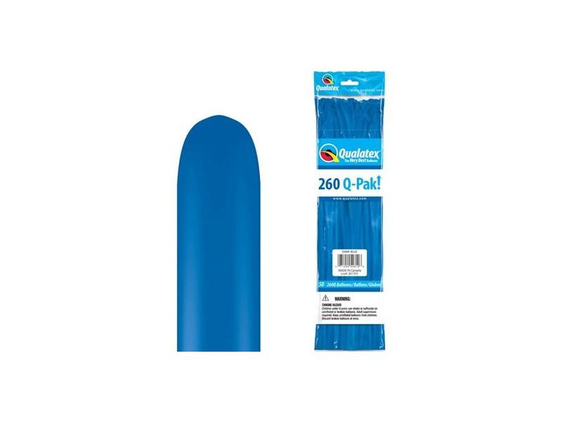 260Q-PAK PZ. 50 DARK BLUE