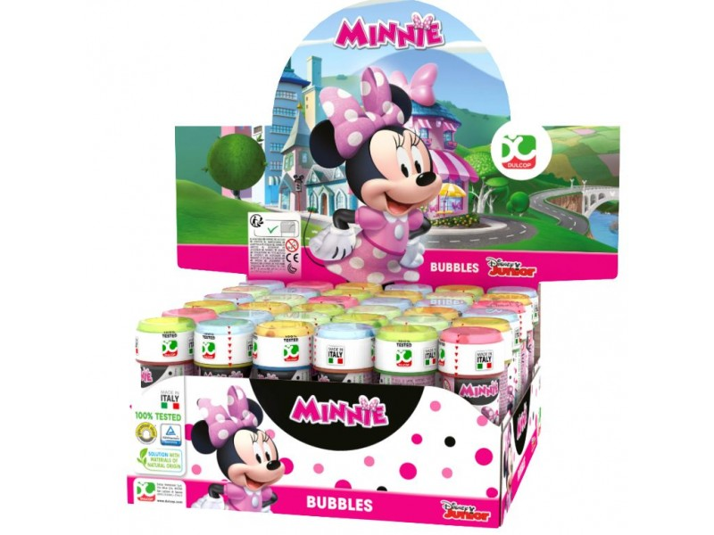 MINNIE BUBBLES 36PZ