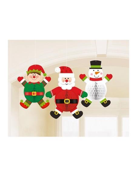 3 DECORI 3D CHRISTMAS