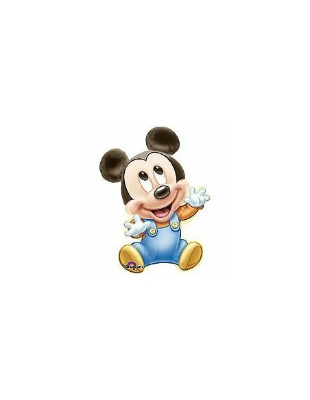 S/SHAPE:MICKEY BABY