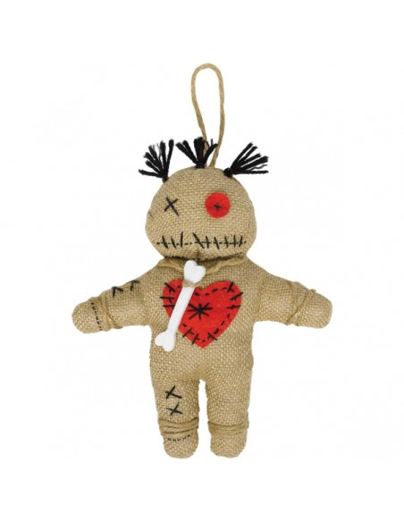 VOODOO DOLL WITCH DOCTOR