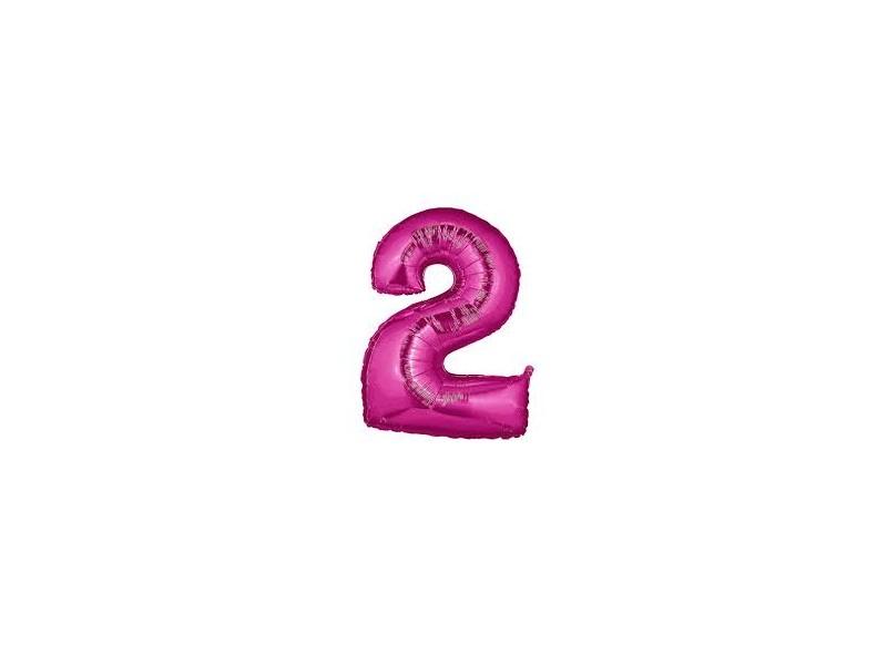 7''MINILOON NUMBERS FUXIA N.2