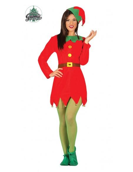 Costume Elfa tg. L Guirca