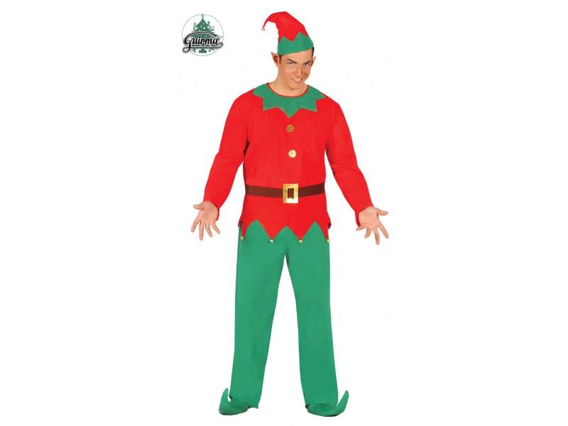 Costume Elfo tg. L Guirca