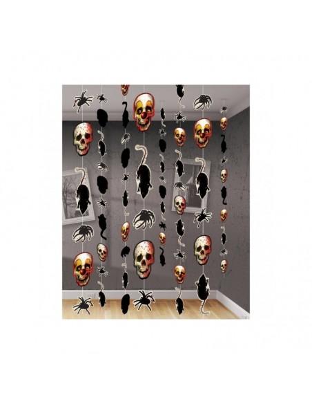 Decorazione Halloween-filo-indipendente-8-pz-1,80cm