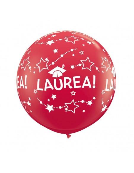 3RND ST LAUREA STARS RED 1PZ