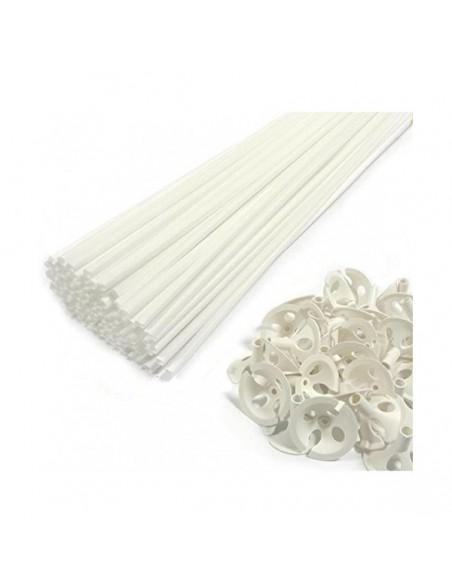 ASTINA E VALVOLA - Bianco - White PZ100