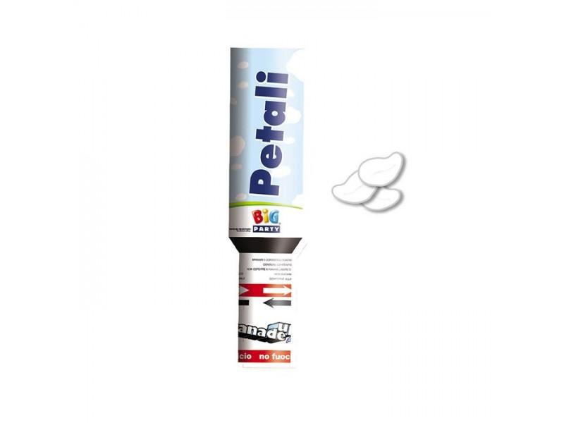 Sparacoriandoli petali bianchii cm30