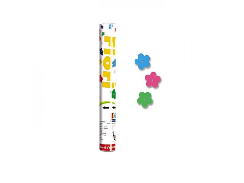 Sparacoriandoli fiori assortiti cm30