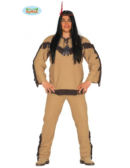 COSTUME INDIANO TG L 52-54