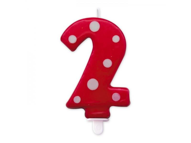 Cand. Numero 2 Pois Rosso