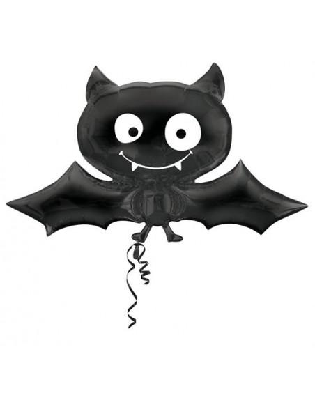 S/SHAPE BLACK BAT 60X104CM