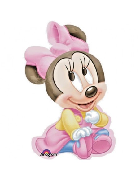 S/SHAPE:MINNIE BABY
