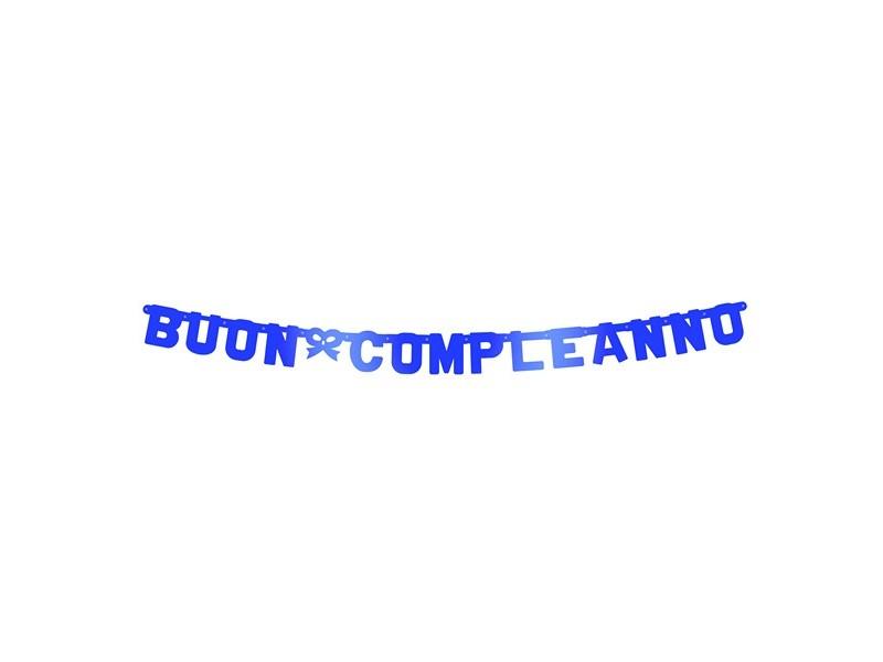 FESTONE BUON COMPL. BLU METAL. XL